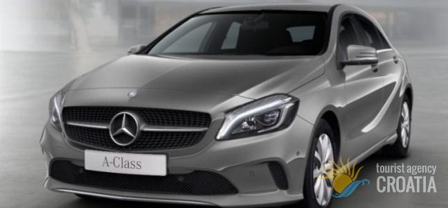 Mercedes Benz A 180 d