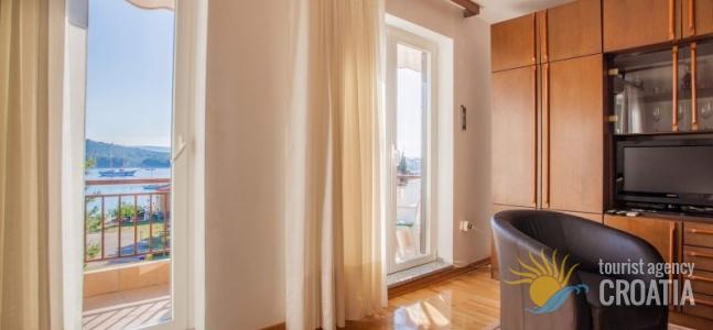 Apartman Melita 2/2+2pp