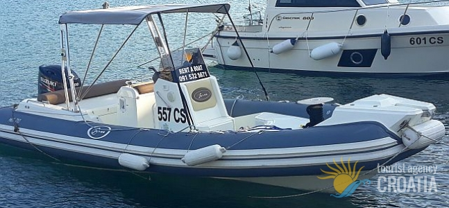 RENT-A-BOAT GOMMONE  SAVER MG710